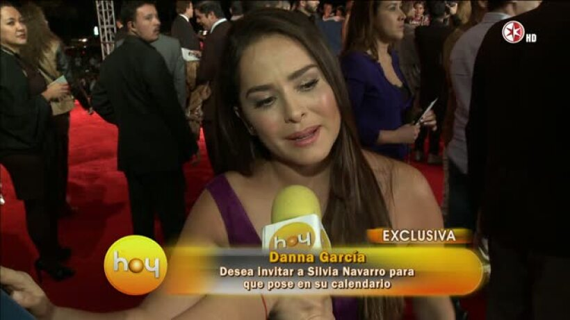 Hoy Danna García 02enero2014
