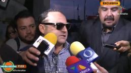 Alberto Aguilera Jr., en búsqueda de que se sonozca el testamento de Juan Gabriel