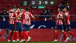 Vuelve a la senda del triunfo el Atleti con Herrera en la cancha