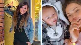 Mariana Echeverría pide ayuda para los preparativos del bautizo de su hijo Lucca: 'Somos primerizos'