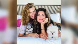 La historia de amor entre Montserrat Oliver y Yaya Kosikova