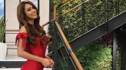 Yanet García, sexy en sus famosas vueltecitas en 'Hoy'