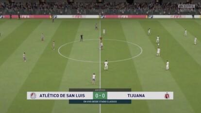 Alexis Castro tuvo una contundente victoria frente al Atlético San Luis, pero la diferencia de goleo no fue la necesaria como para meterse a la liguilla.