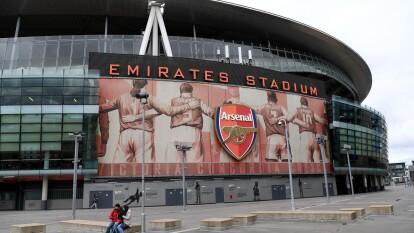 Tras la suspensión de actividades en la liga inglesa, la desolación en los estadios es abrumadora.