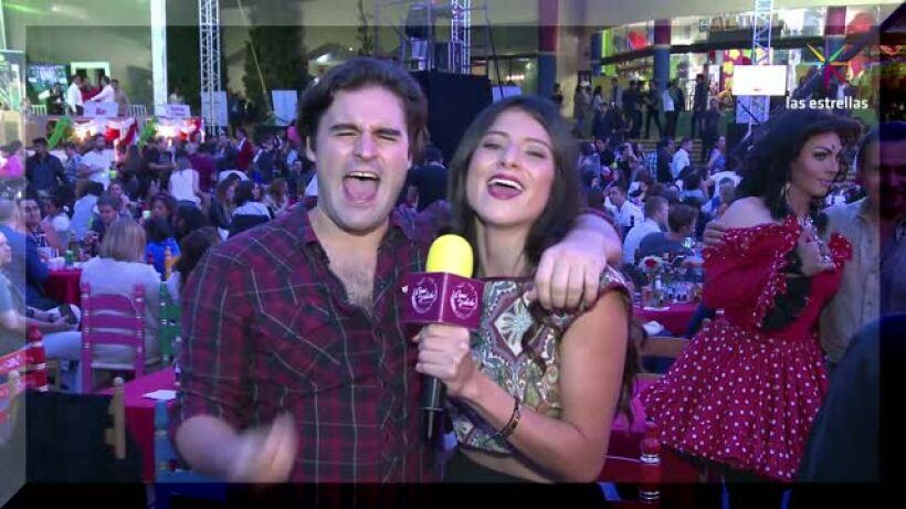 ENTREVISTA: ¡Aldo Guerra le canta a México y celebra en cualquier parte del mundo!