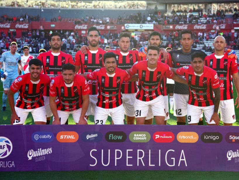 River Plate v Patronato - Superliga 2019/20