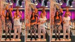 Las Netas Divinas enamoran con su flow al bailar en pijama al ritmo de 'Asereje'