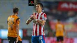 ¿Chivas al revés? Jesús Molina tiene más goles que Oribe y Antuna