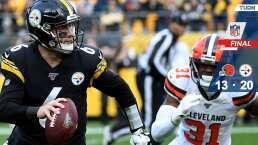 Cleveland Browns 13-20 Pittsburgh Steelers- Resumen- NFL- Semana 13