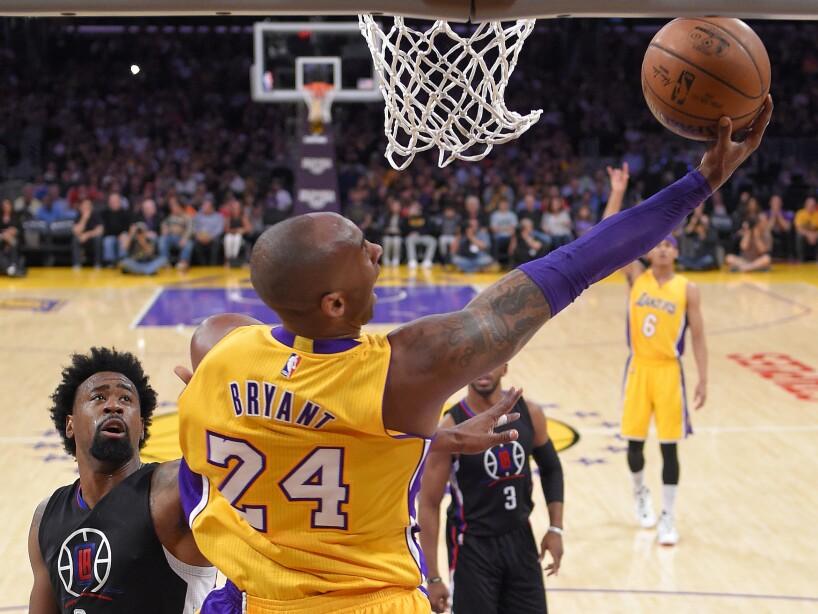 Kobe Bryant, DeAndre Jordan