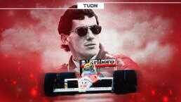 Ayrton Senna sorprendió a propios y extraños en la Fórmula Uno