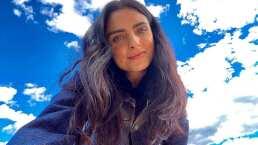 Aislinn Derbez se sincera y revela que ha padecido ansiedad durante la pandemia