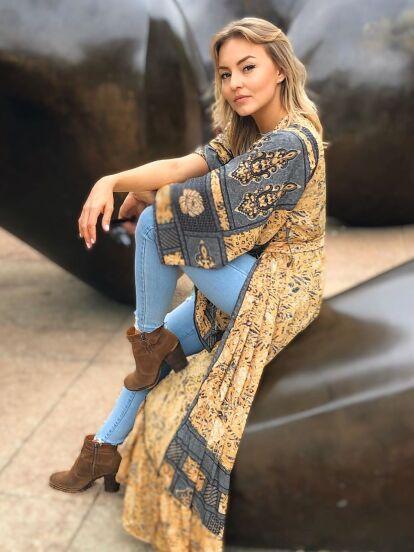 Tras participar en 'Amar a Muerte' entre 2018 y 2019, la actriz Angelique Boyer volverá a la televisión con este protagónico en 'Imperio de Mentiras'.