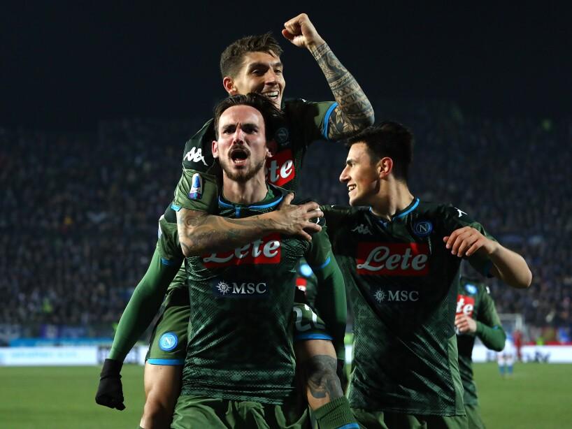 Brescia Calcio v SSC Napoli - Serie A