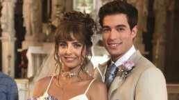 Horas antes de confirmar su relación Michelle Renaud y Danilo Carrera negaron ser novios