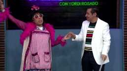 Rosa Concha llega a ponerle chispa a Game Time