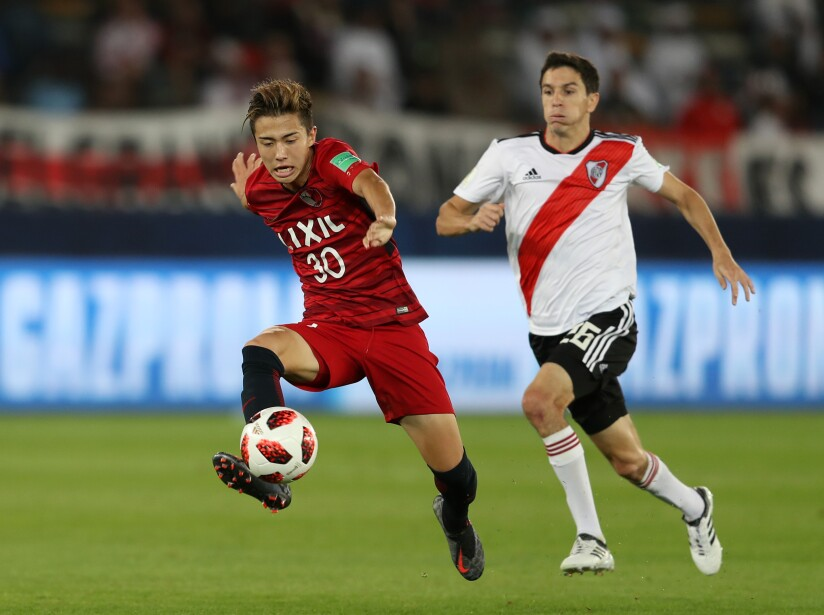 River Plate v Kashima Antlers: 3rd Place - FIFA Club World Cup UAE 2018