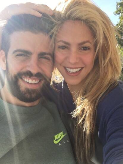 """Gerard Piqué y Shakira se conocieron en la grabación del videoclip de """"Waka Waka"""" en el 2010."""