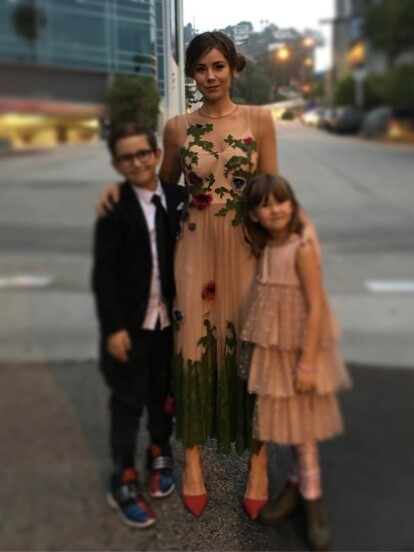 Camila Sodi compartió con sus seguidores de Instagram cómo fue la fiesta de cumpleaños que le organizó a su hija Fiona, quien cumplió 10 años.