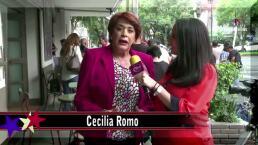 ENTREVISTA: ¡Cecilia Romo es una abuela amorosa!