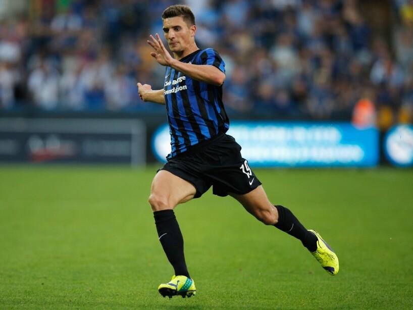 Club Brugge v Brondby - UEFA Europa League Third Qualifying Round: First Leg