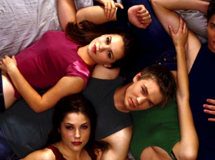 8. One Tree Hill: (2003 a 2012). Dos adolescentes con vidas paralelas, aunque muy diferentes en Carolina del Norte.