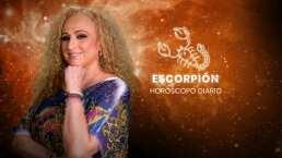 Horóscopos Escorpión 8 de octubre 2020