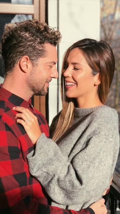 Las parejas m s rom nticas del espect culo lo ltimo for Ultimos chimentos del espectaculo