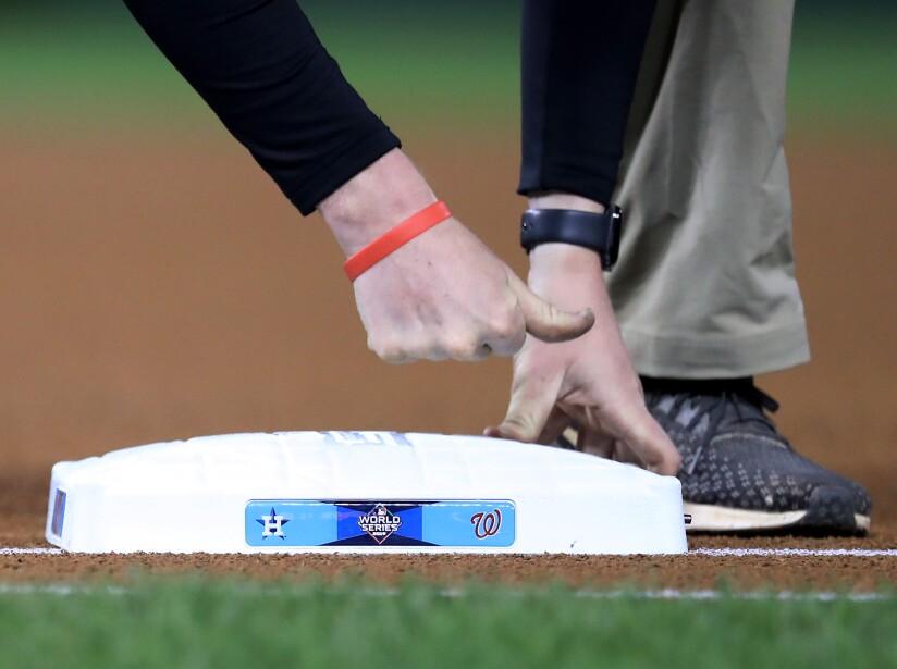 World Series - Houston Astros v Washington Nationals - Game Four