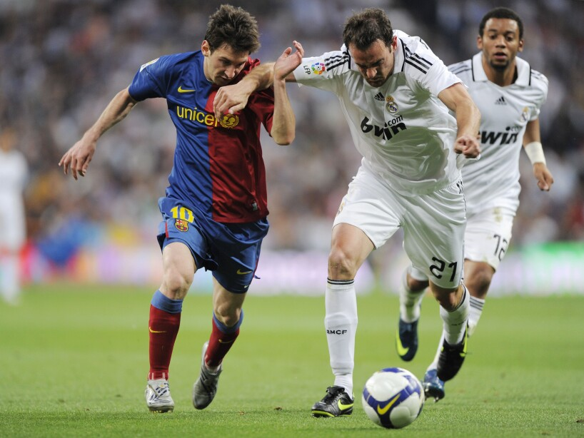 Cristoph Metzelder, Lionel Messi