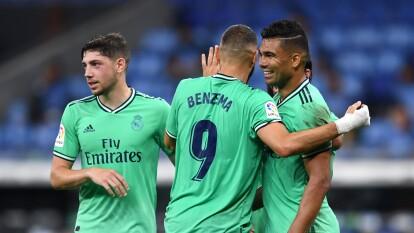 Casemiro se convirtió en el héroe del Real Madrid tras marcar el gol de la victoria ante Espanyol.