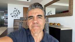 Adrián Uribe revela que su padre fue una víctima más del Covid-19