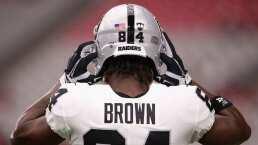 Raiders libera a Antonio Brown