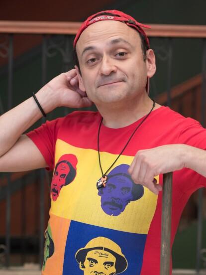 Lalo España, quien interpreta a 'Germán', llegará este 2021 a los 50 años de edad, el próximo 15 de septiembre.