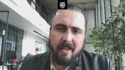 """Amaury Vergara da su apoyo """"total"""" a Vucetich pese al mal arranque"""