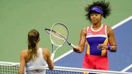 Naomi Osaka está en la tercera ronda del US Open