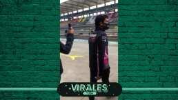 Checo Pérez agradece a su equipo el podio en Turquía