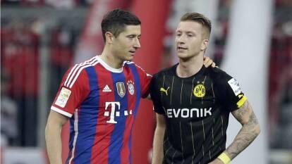 Se rompieron y pensaron que se les acababa la temporada pero gracias a la suspensión del futbol por la crisis sanitaria del coronavirus podrán concluir la competencia. Desde Lewandowski hasta Marco Reus, los jugadores que vuelven en la Bundesliga.