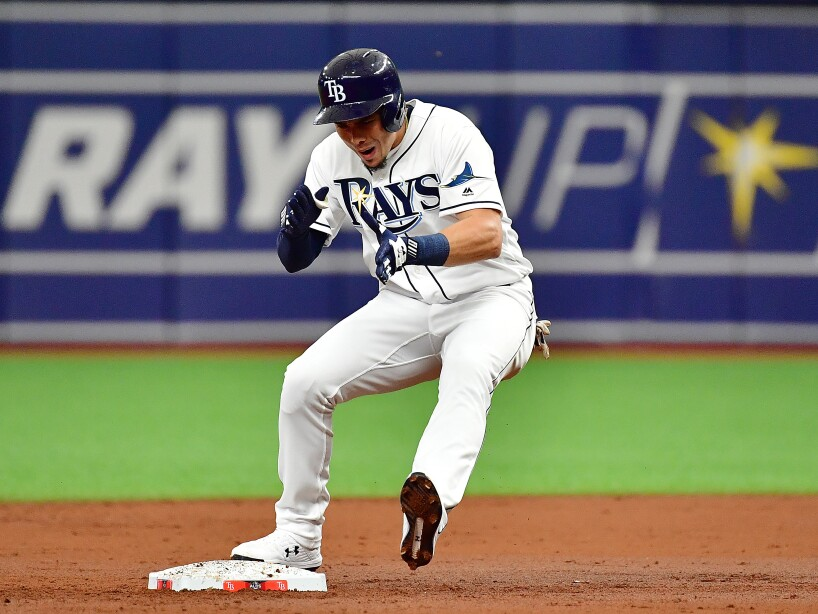 Divisional Series - Houston Astros v Tampa Bay Rays - Game Three