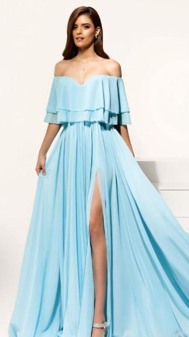 Ideas para vestidos de graduación que son tendencia en 2019
