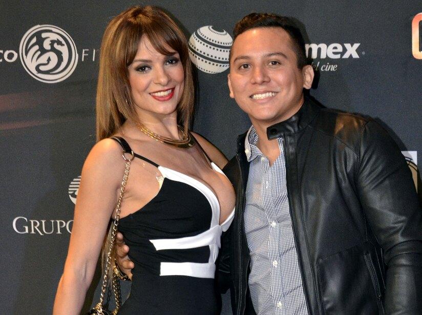 Alma Cero y Edwin Luna estuvieron casados cuatro meses