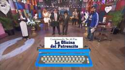 Así se grabó la boda de Roxana Castellanos y Cynthia Urías en La oficina del patroncito