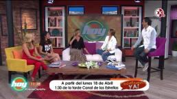 Video:Las conductoras de Cuéntamelo Ya! en HOY