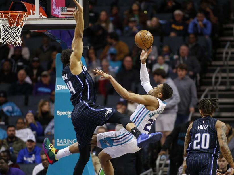 Magic Hornets Basketball