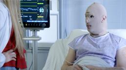 Isauro se encuentra con Marina en el hospital