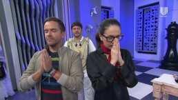 Yolanda Andrade y Mauricio Mancera se someten a una limpia para ahuyentar las malas vibras