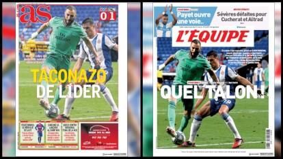 Mucha actividad futbolística en Europa con partidos decisivos en España, transferencias y posibles fichajes.