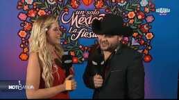 Gerardo Ortiz habla sobre las sorpresas que tendrá su nuevo disco mariachi
