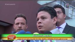 Giovanni Medina demanda a revista por publicar declaraciones sobre Ninel Conde