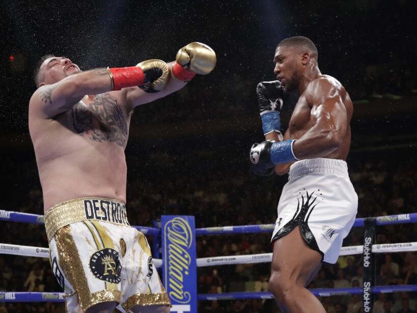 El dopaje positivo que benefició al 'Destroyer' para conseguir una oportunidad vs Anthony Joshua